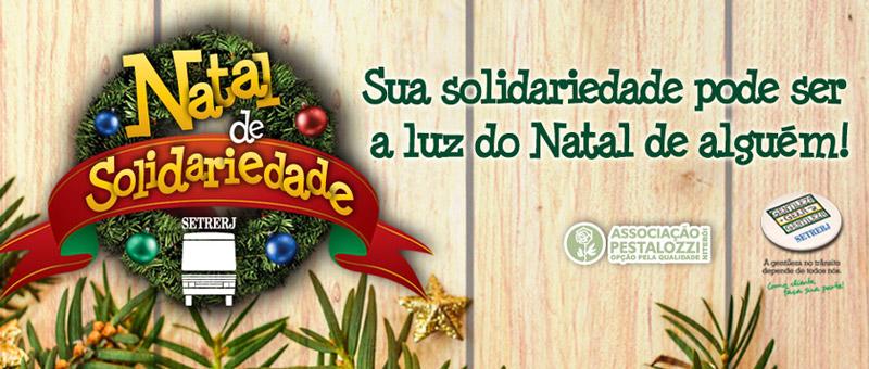 Natal de Solidariedade 2017